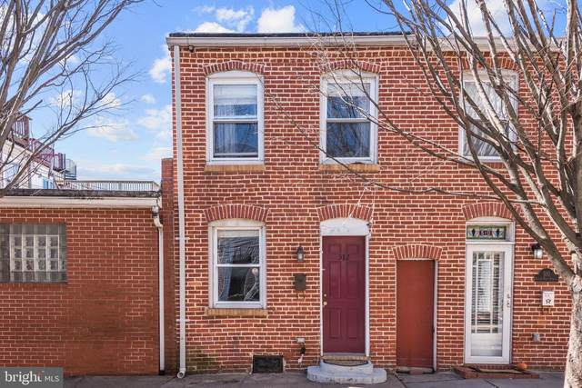 512 S Port Street, BALTIMORE, MD 21224 (#MDBA506202) :: The Miller Team