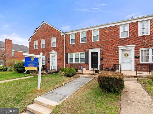 1543 Cottage Lane, TOWSON, MD 21286 (#MDBC490484) :: Colgan Real Estate