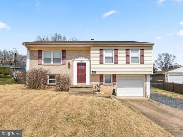 607 Lacewood Drive, EDGEWOOD, MD 21040 (#MDHR245318) :: Great Falls Great Homes