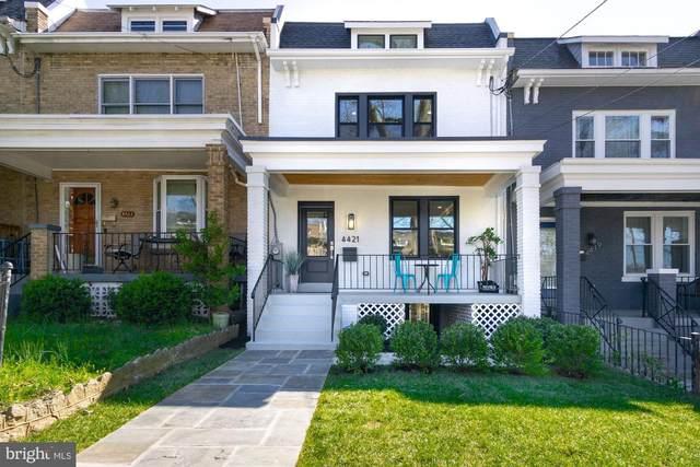4421 3RD Street NW, WASHINGTON, DC 20011 (#DCDC464330) :: Eng Garcia Properties, LLC