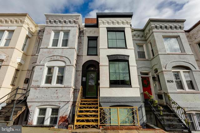 1107 6TH Street NE, WASHINGTON, DC 20002 (#DCDC464340) :: The Licata Group/Keller Williams Realty