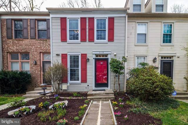 3459 Bruton Parish Way 18-130, SILVER SPRING, MD 20904 (#MDMC702596) :: The Dailey Group