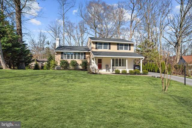 2002 Knollton Road, LUTHERVILLE TIMONIUM, MD 21093 (#MDBC490502) :: The Dailey Group
