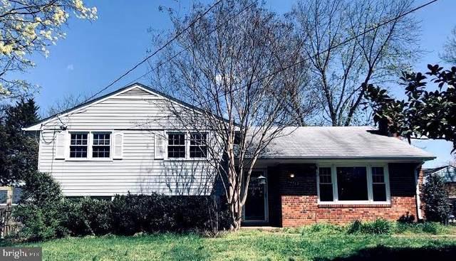 14712 Lock Drive, CENTREVILLE, VA 20120 (#VAFX1121078) :: AJ Team Realty
