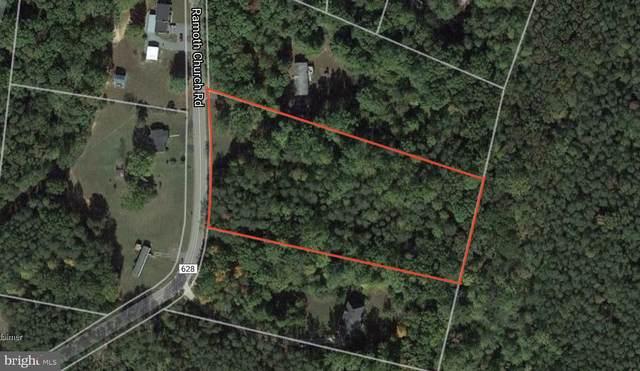 Ramoth Church Road, STAFFORD, VA 22554 (#VAST220560) :: Jacobs & Co. Real Estate