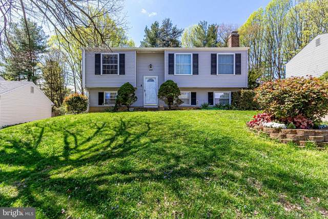 6126 Mantle Road, BURKE, VA 22015 (#VAFX1121114) :: The Licata Group/Keller Williams Realty