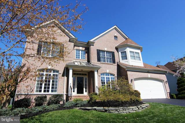 13624 Bennet Pond Court, CHANTILLY, VA 20151 (#VAFX1121130) :: Pearson Smith Realty