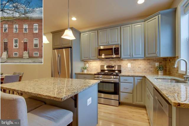 1203 W Ostend Street, BALTIMORE, MD 21230 (#MDBA506240) :: The MD Home Team