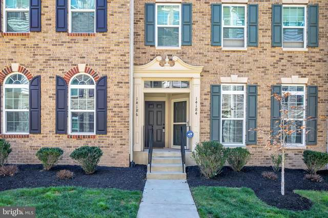 14186 Haro Trail, GAINESVILLE, VA 20155 (#VAPW491830) :: Dart Homes