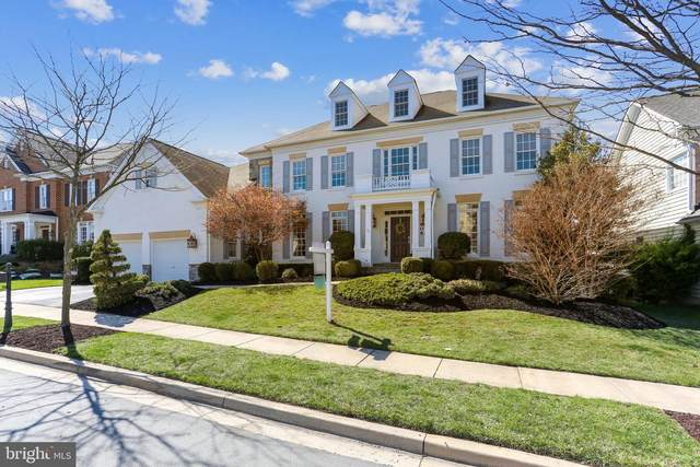 606 Oak Knoll Terrace, ROCKVILLE, MD 20850 (#MDMC702618) :: The Gold Standard Group