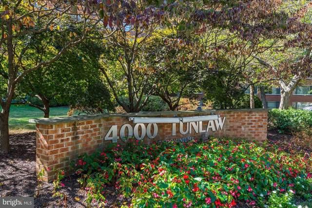 4000 Tunlaw Road NW #909, WASHINGTON, DC 20007 (#DCDC464368) :: Coleman & Associates