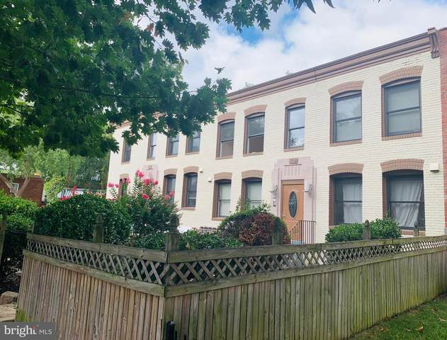 302 NE Oklahoma Avenue NE #102, WASHINGTON, DC 20002 (#DCDC464370) :: Ultimate Selling Team