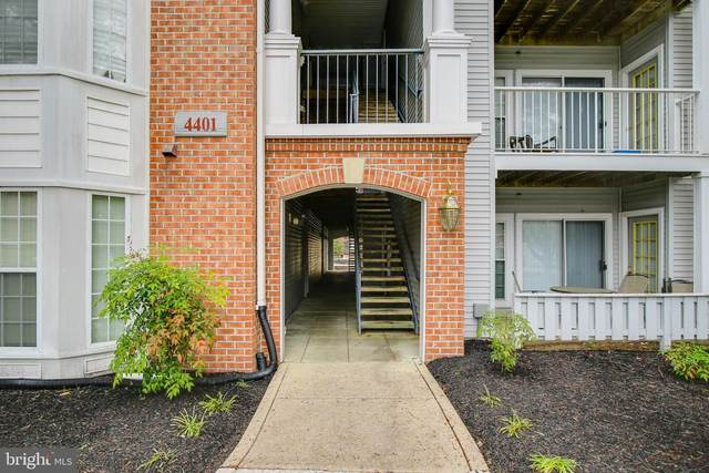 4401 Silverbrook Lane B301, OWINGS MILLS, MD 21117 (#MDBC490524) :: The MD Home Team