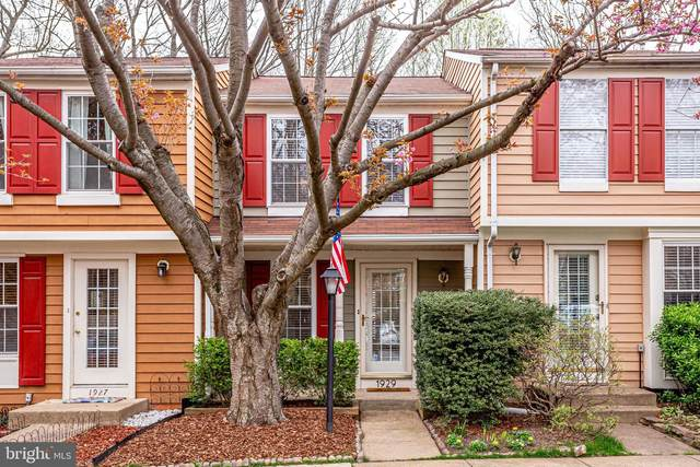 1929 Belmont Ridge Court, RESTON, VA 20191 (#VAFX1121190) :: Network Realty Group