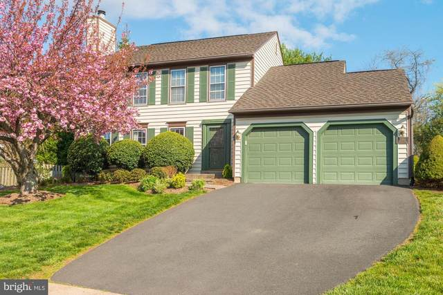 13914 Deviar Drive, CENTREVILLE, VA 20120 (#VAFX1121198) :: Jennifer Mack Properties