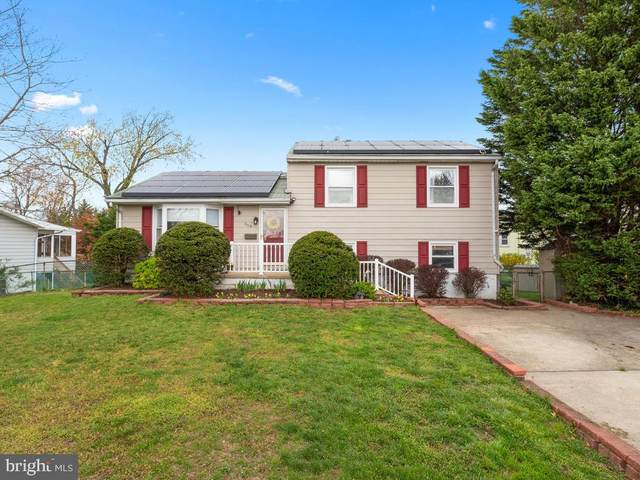 304 Regency Circle, LINTHICUM, MD 21090 (#MDAA430568) :: ExecuHome Realty