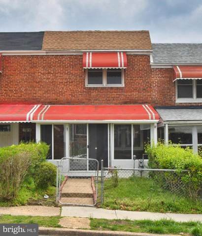 731 Roundview Road, BALTIMORE, MD 21225 (#MDBA506258) :: AJ Team Realty