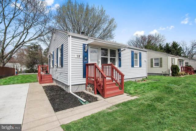 59 Swan Street, ABERDEEN, MD 21001 (#MDHR245336) :: The Dailey Group