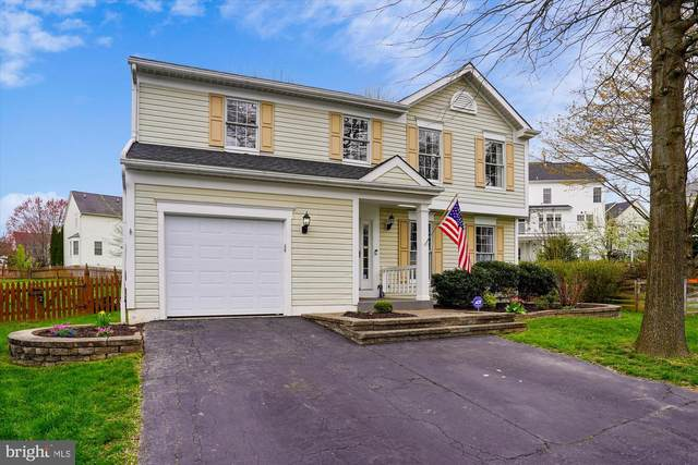 11601 Queen Nicole Terrace, GERMANTOWN, MD 20876 (#MDMC702644) :: Dart Homes