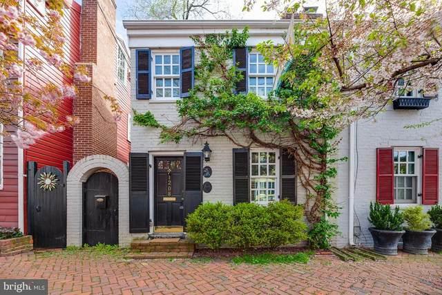 1208 Prince Street, ALEXANDRIA, VA 22314 (#VAAX245128) :: Cristina Dougherty & Associates