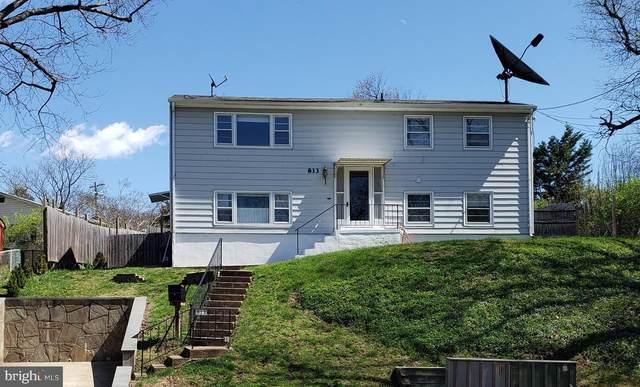 813 1ST Street, ROCKVILLE, MD 20850 (#MDMC702652) :: Dart Homes