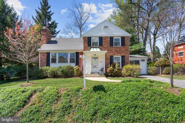 5402 Cromwell Drive, BETHESDA, MD 20816 (#MDMC702664) :: Potomac Prestige Properties