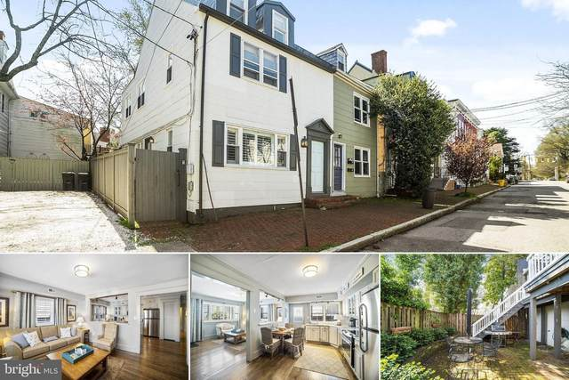 5 College Avenue, ANNAPOLIS, MD 21401 (#MDAA430586) :: The Sky Group