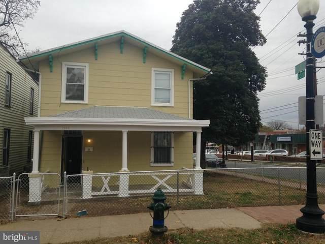 1352 U Street SE, WASHINGTON, DC 20020 (#DCDC464430) :: Talbot Greenya Group