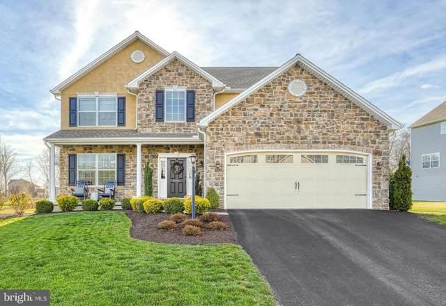 304 Hialeah Drive, DILLSBURG, PA 17019 (#PAYK136044) :: The Joy Daniels Real Estate Group