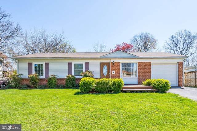 402 N Alder Avenue, STERLING, VA 20164 (#VALO407738) :: Peter Knapp Realty Group