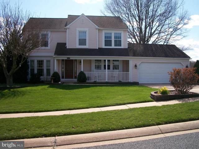 809 Blake Drive, FOREST HILL, MD 21050 (#MDHR245352) :: The Dailey Group