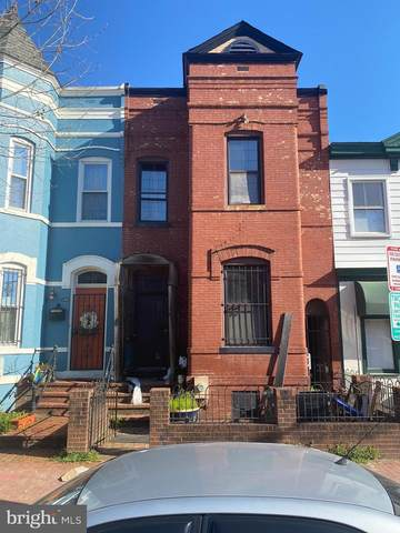 1362 E Street SE, WASHINGTON, DC 20003 (#DCDC464456) :: Bic DeCaro & Associates
