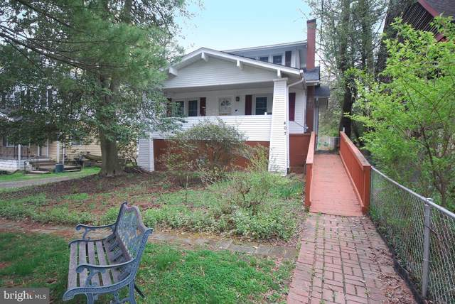 407 Elm Avenue, TAKOMA PARK, MD 20912 (#MDMC702702) :: Jim Bass Group of Real Estate Teams, LLC