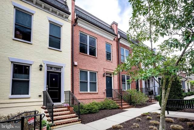 533 Regent Place NE, WASHINGTON, DC 20017 (#DCDC464466) :: Seleme Homes