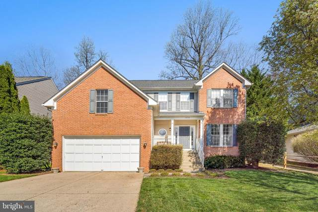 18304 Watercraft Court, OLNEY, MD 20832 (#MDMC702714) :: Pearson Smith Realty