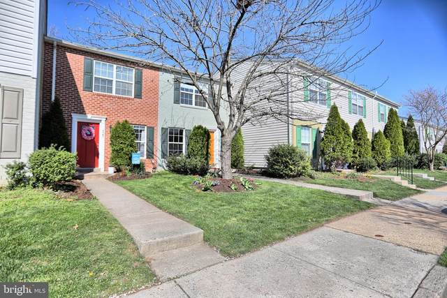 523 Lancaster Place #523, FREDERICK, MD 21703 (#MDFR262288) :: The MD Home Team