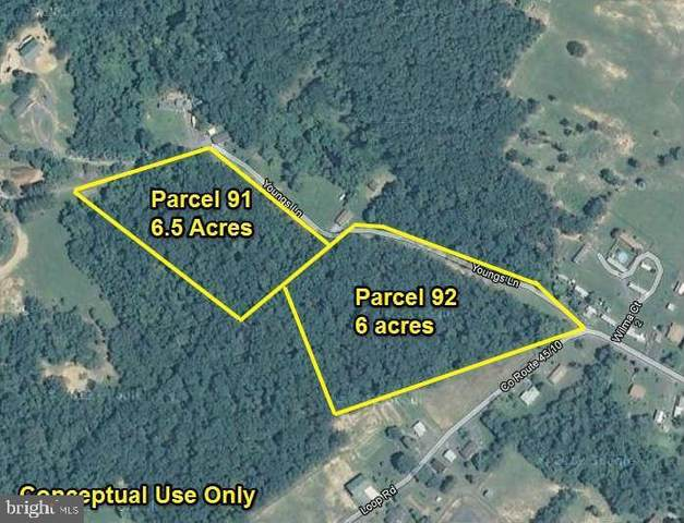 LOT 92 Youngs Lane, GERRARDSTOWN, WV 25420 (#WVBE176202) :: LoCoMusings