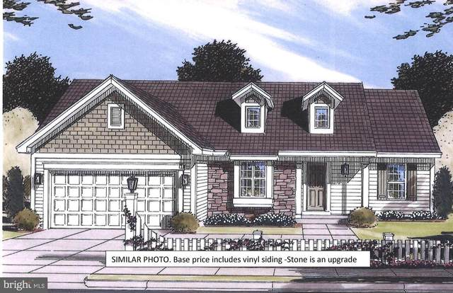 Lot 3 St. Jameson Road, CULPEPER, VA 22701 (#VACU141116) :: Larson Fine Properties