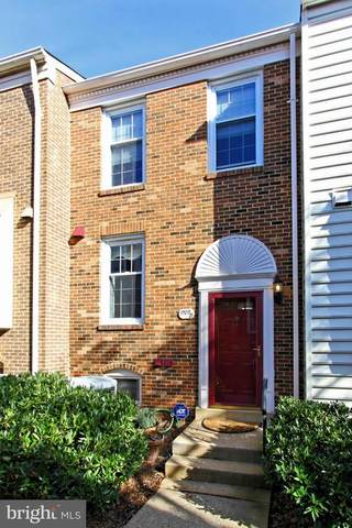 1909 Adams Street N D, ARLINGTON, VA 22201 (#VAAR161104) :: Arlington Realty, Inc.