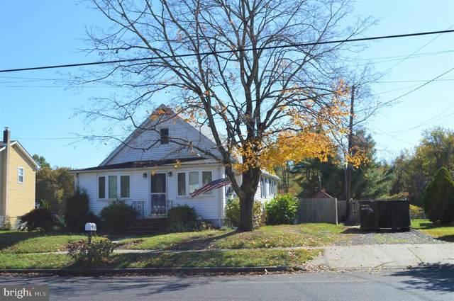600 Yardville Hamilton Square Road, HAMILTON, NJ 08691 (#NJME294090) :: Daunno Realty Services, LLC