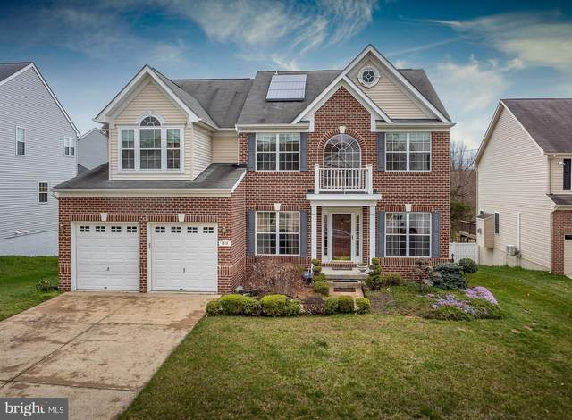 1010 Telford Court, ABINGDON, MD 21009 (#MDHR245368) :: The Dailey Group