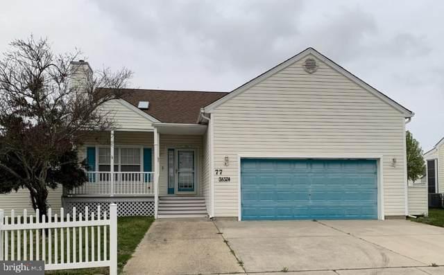 38524 Hampton Drive #77, FRANKFORD, DE 19945 (#DESU159262) :: Erik Hoferer & Associates