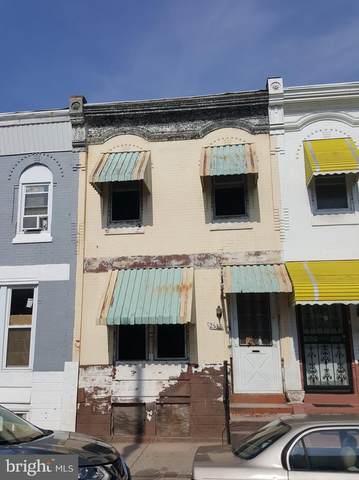 2532 N 18TH Street, PHILADELPHIA, PA 19132 (#PAPH887132) :: The Matt Lenza Real Estate Team