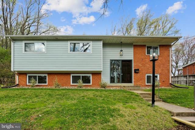 1102 Oakview Drive, SILVER SPRING, MD 20903 (#MDMC702772) :: The Sky Group