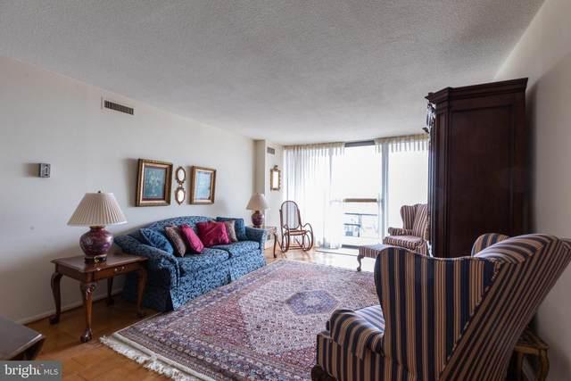 118 Monroe Street #907, ROCKVILLE, MD 20850 (#MDMC702776) :: Potomac Prestige Properties