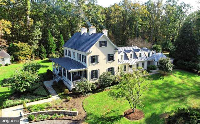 3647 Milestone Road, THE PLAINS, VA 20198 (#VAFQ165000) :: Larson Fine Properties