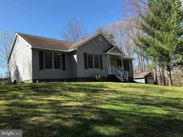 4 Castle Mountain Road, CASTLETON, VA 22716 (#VARP107216) :: Dart Homes
