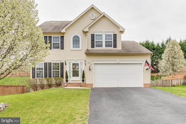 315 Quality Terrace, MARTINSBURG, WV 25403 (#WVBE176220) :: Pearson Smith Realty
