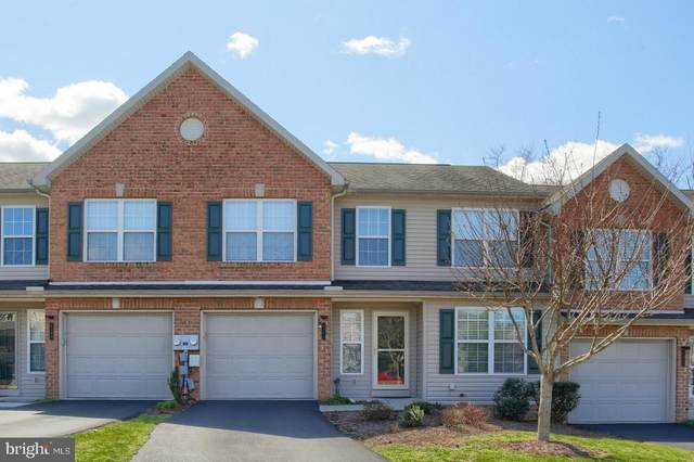 4370 Roth Farm Village Circle, MECHANICSBURG, PA 17050 (#PACB122780) :: Keller Williams of Central PA East