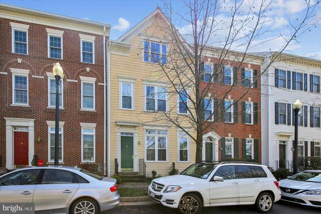 106 Whittier Circle, FALLS CHURCH, VA 22046 (#VAFA111068) :: Coleman & Associates